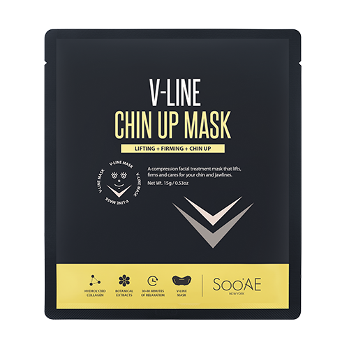 V-Line Chin Up Mask - Soo'Ae Canada