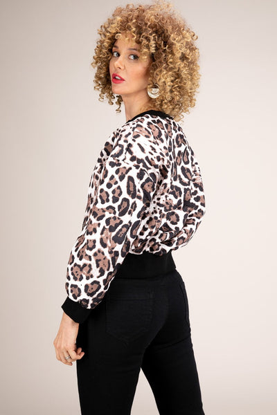 Leopard 84 Sweater