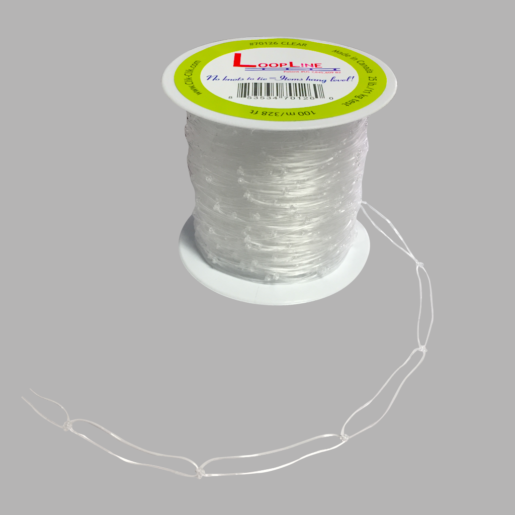 LoopLine™ Clear (100m/328ft) #70126
