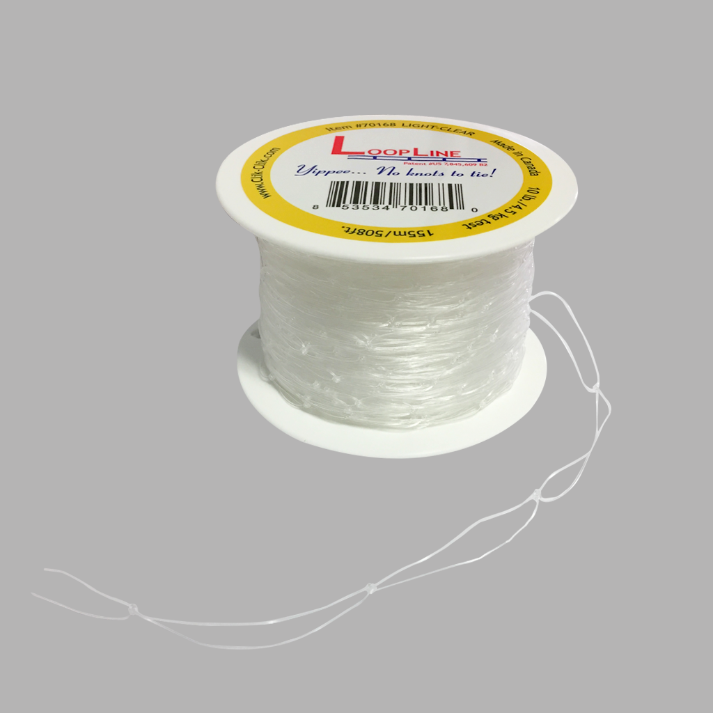 LoopLine™ Light Clear (155m/508ft) #70168