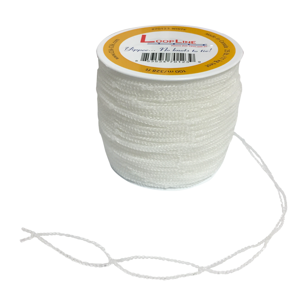 LoopLine™ White (100m/328ft) #70123
