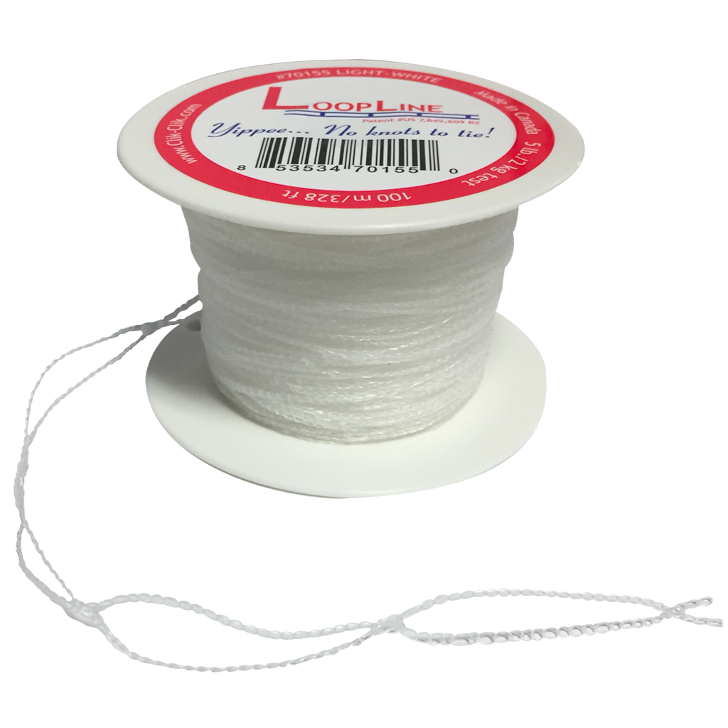LoopLine™ Light White (100m/328ft) #70155
