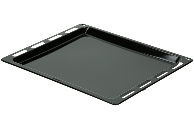 Baking Tray Enameled 22mm high, 442 x 370 mm for Oven