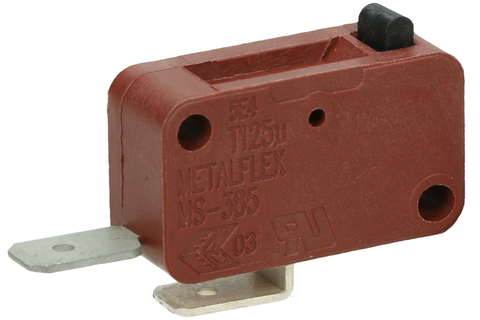 Switch (microswitch) for dryer 1246034001