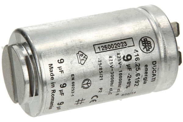Electrolux Group Capacitor 9MF Ducati