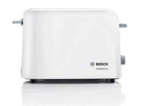 BOSCH VILLAGE 2 SLICE WHITE TOASTER