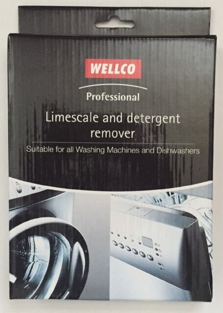 Washing Machine/Dishwasher Limescale & Detergent Remover