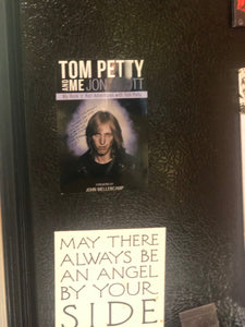 Tom Petty And Me- Book & Magnets