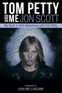 Tom Petty And Me-TP And Me Fridge Magnets