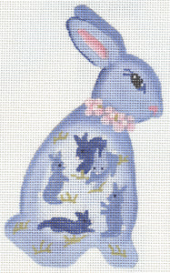SB-01 Small Blue Bunny