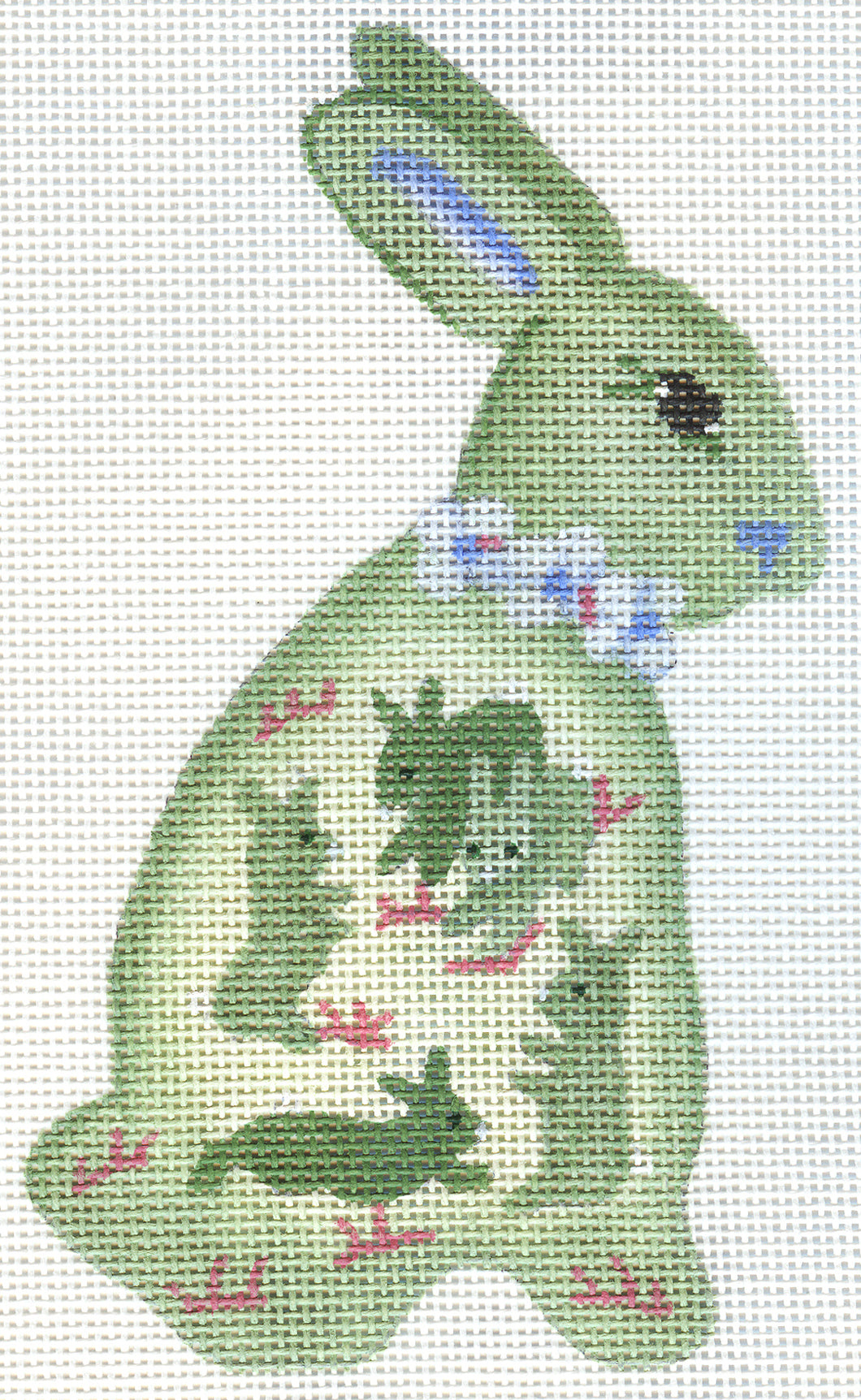 SB-03 Small Green Bunny