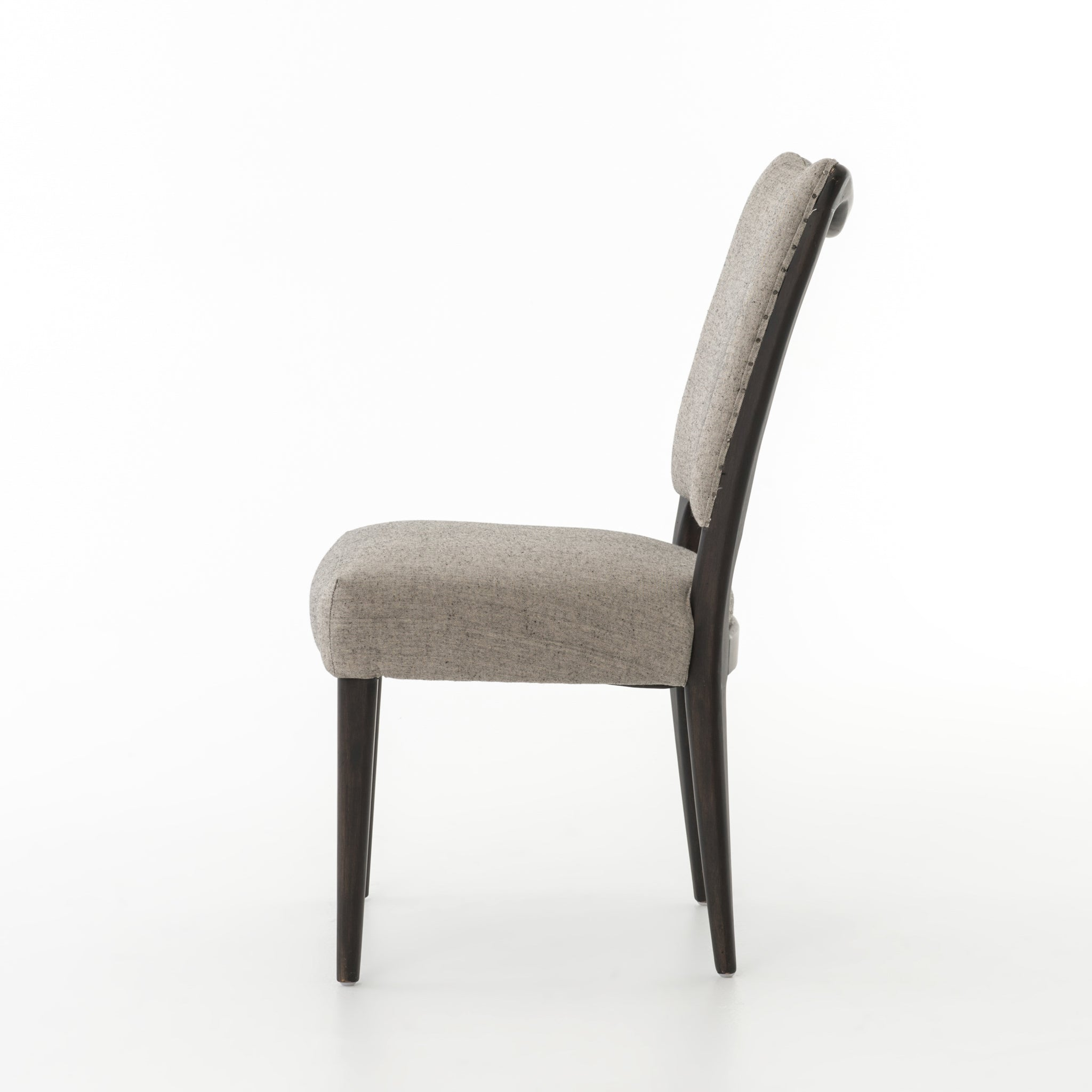 Lennox Dining Chair-Ives White Grey