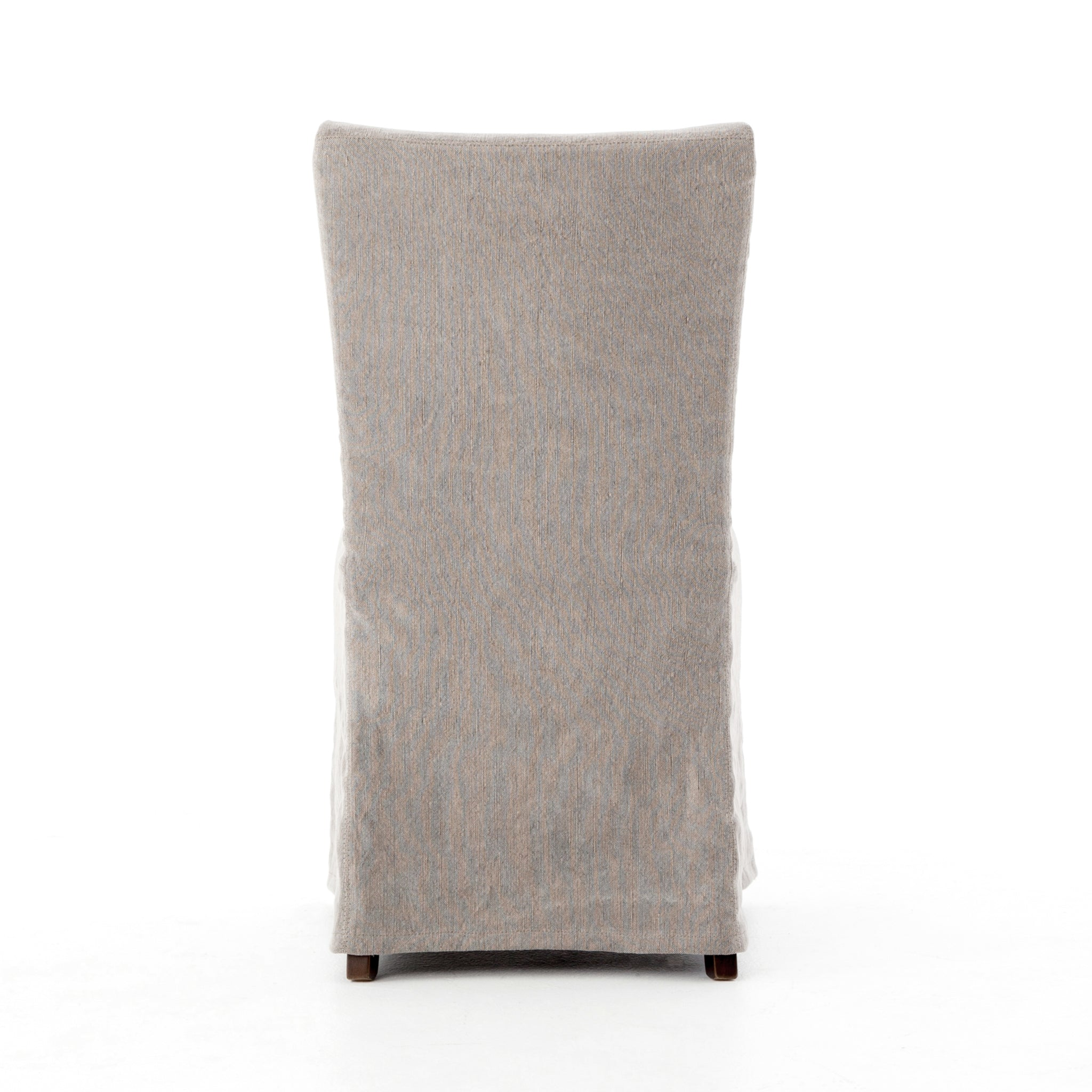 Vista Dining Chair-Heather Twill Carbon