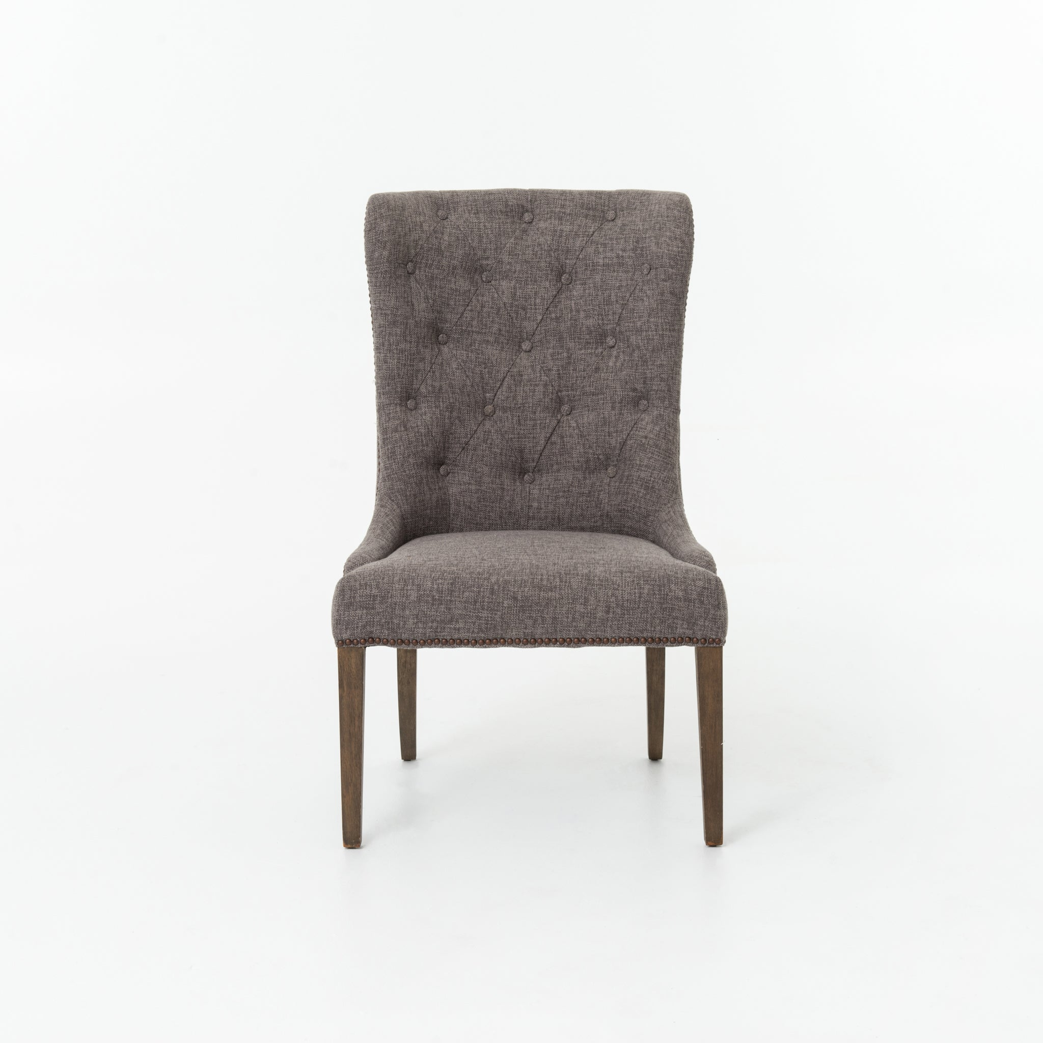 Elouise Dining Chair-Charcoal