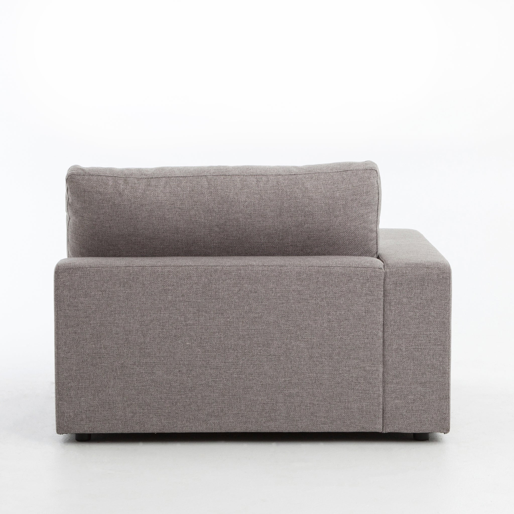 Bloor Sectional Raf-Chess Pewter