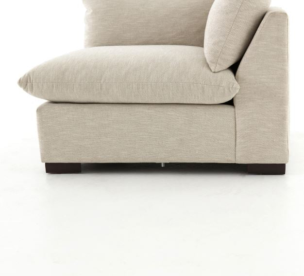 Grant Sectional Corner-Ashby Oatmeal
