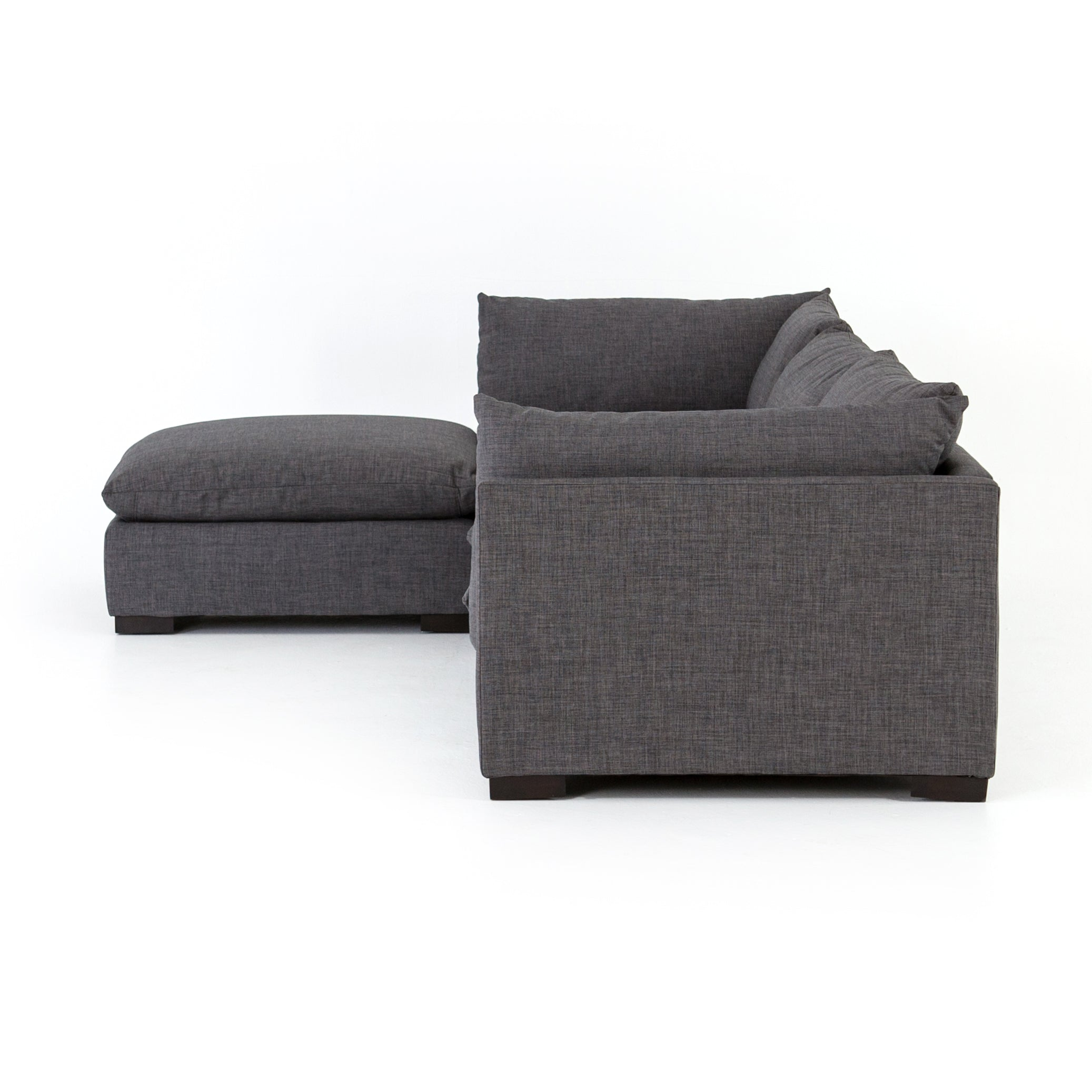 Westwood 3-Pc Sectional W/ Ottoman-Bc