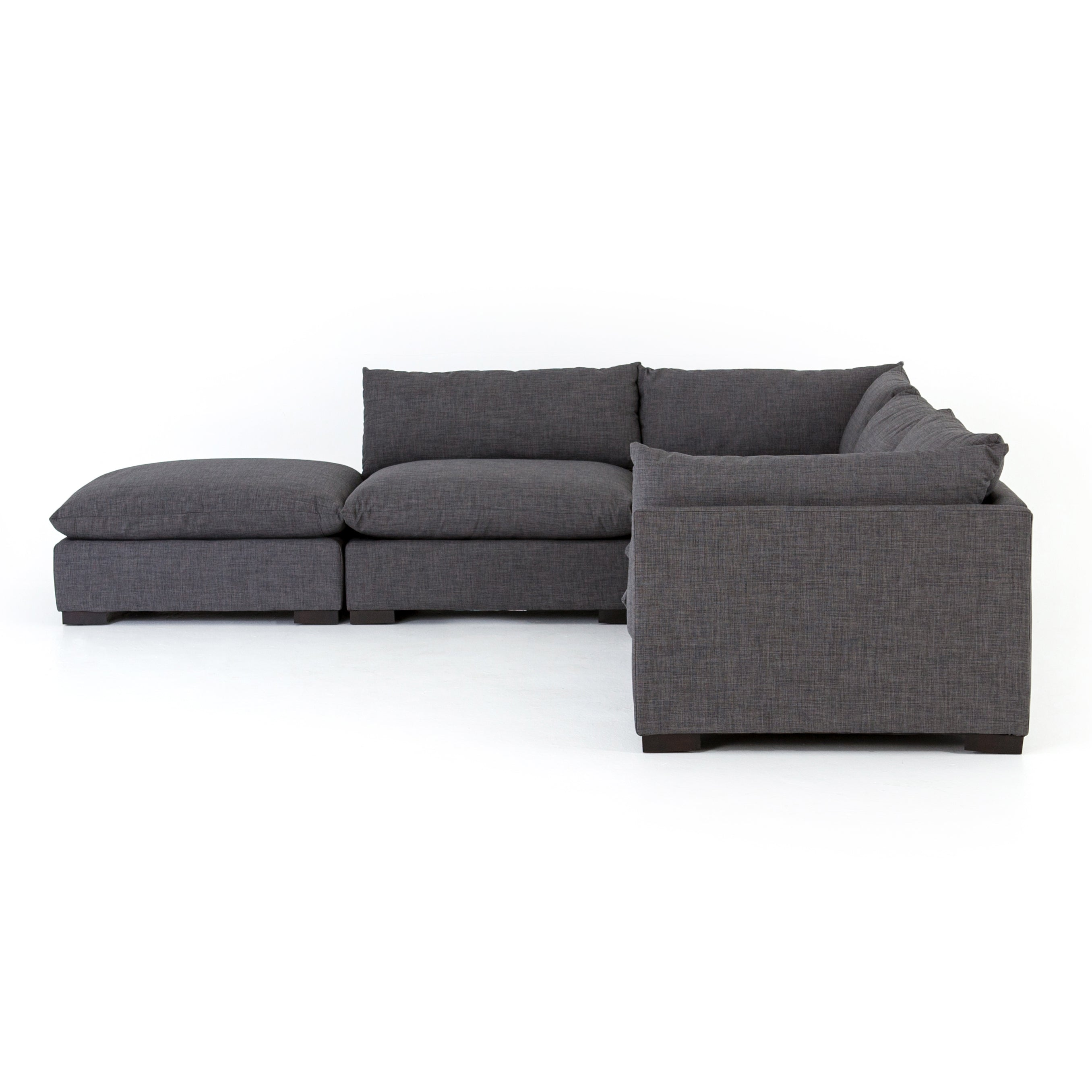 Westwood 4-Pc Sectional W/ Ottoman-Bc