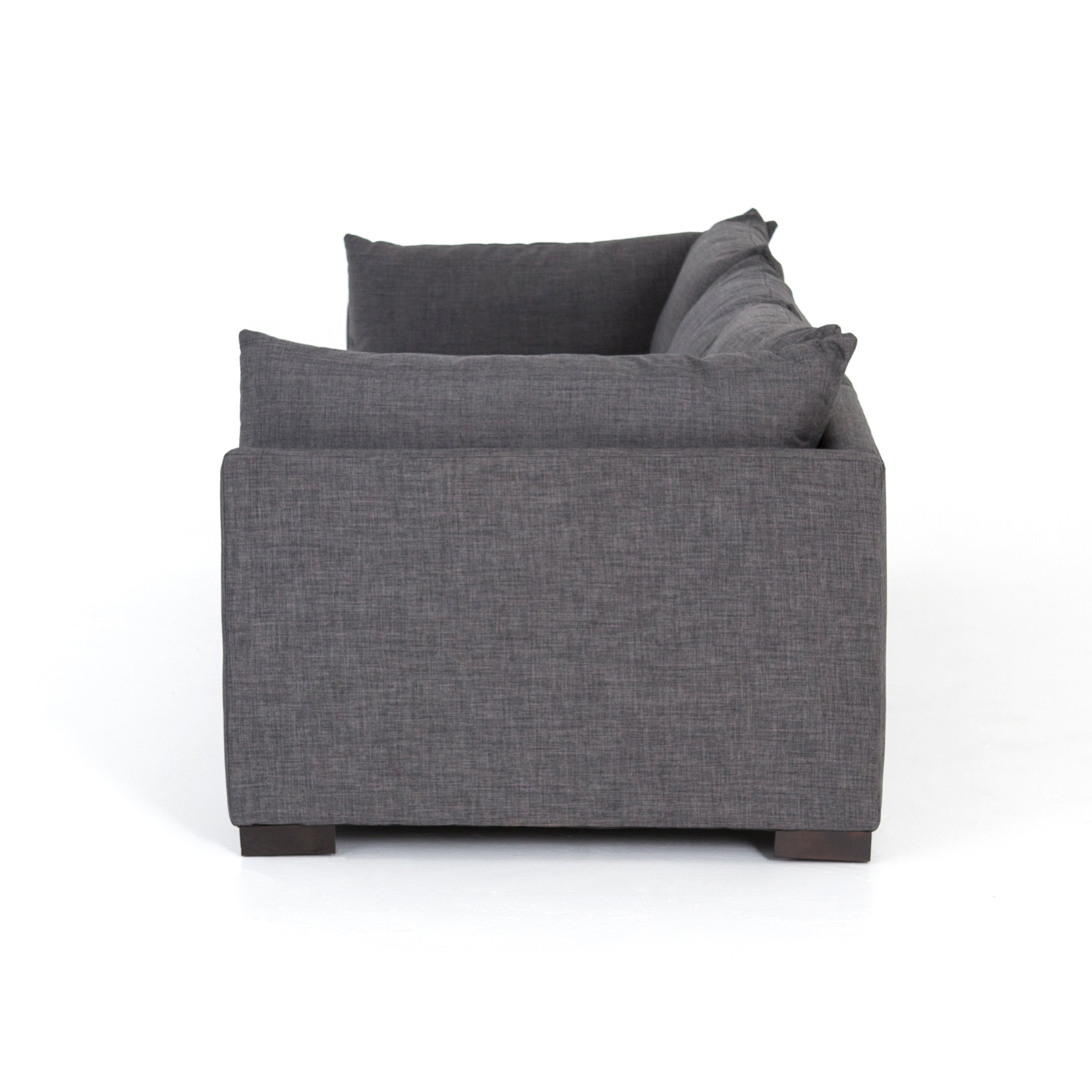 Westwood 3-Pc Sectional-Bennett Charcoal