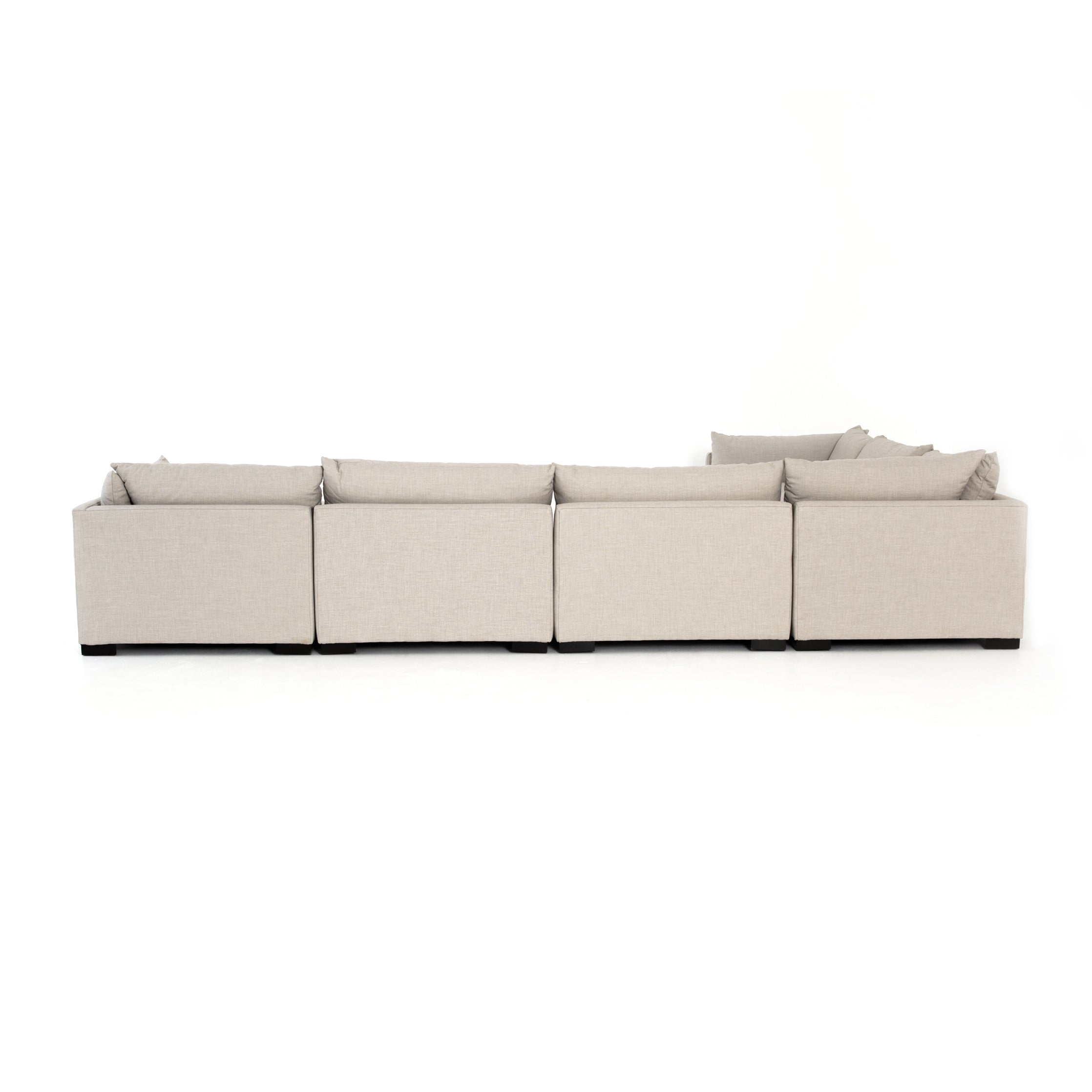 Westwood 6-Pc Sectional-Bennett Moon
