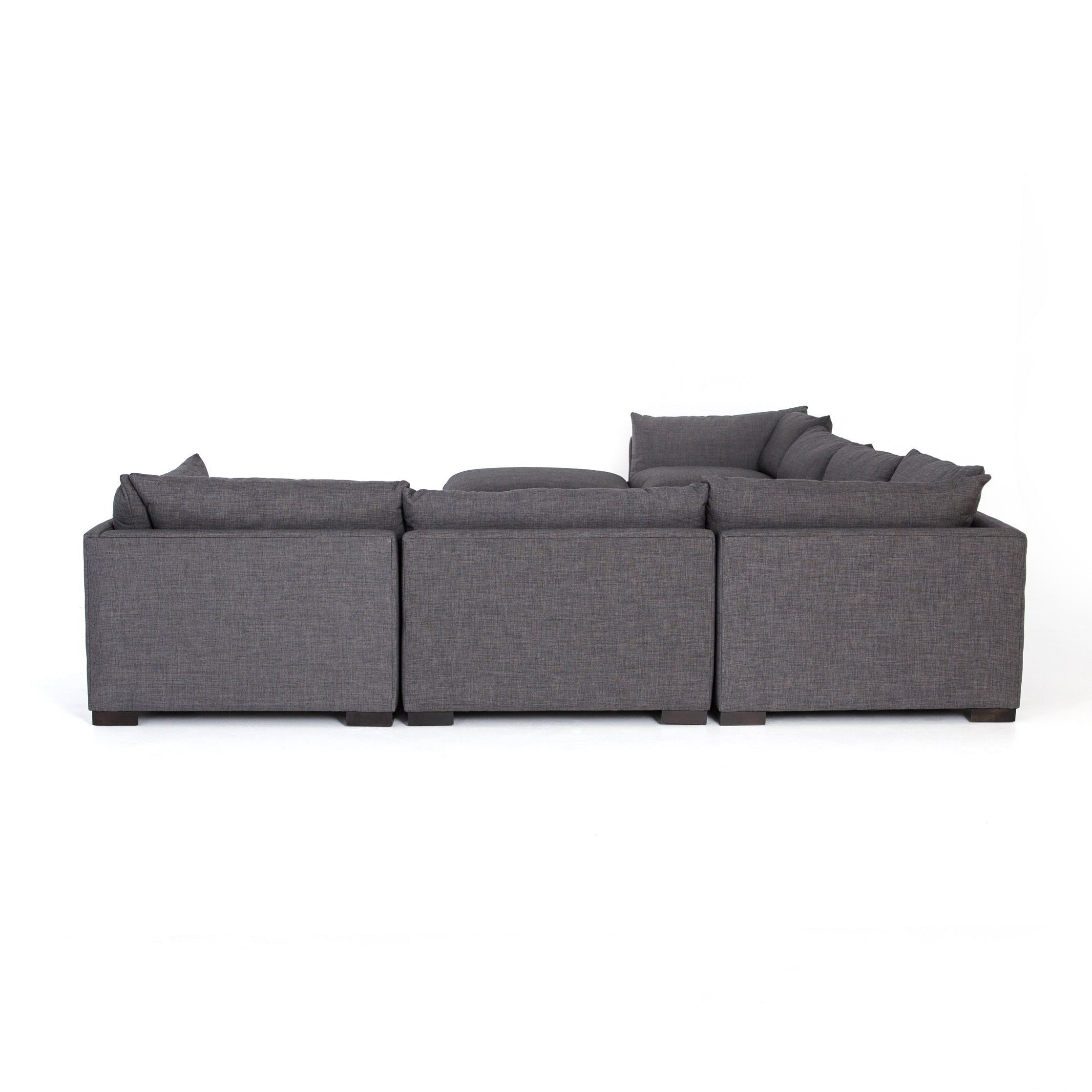 Westwood 6-Pc Sectional W/ Ottoman-Bc