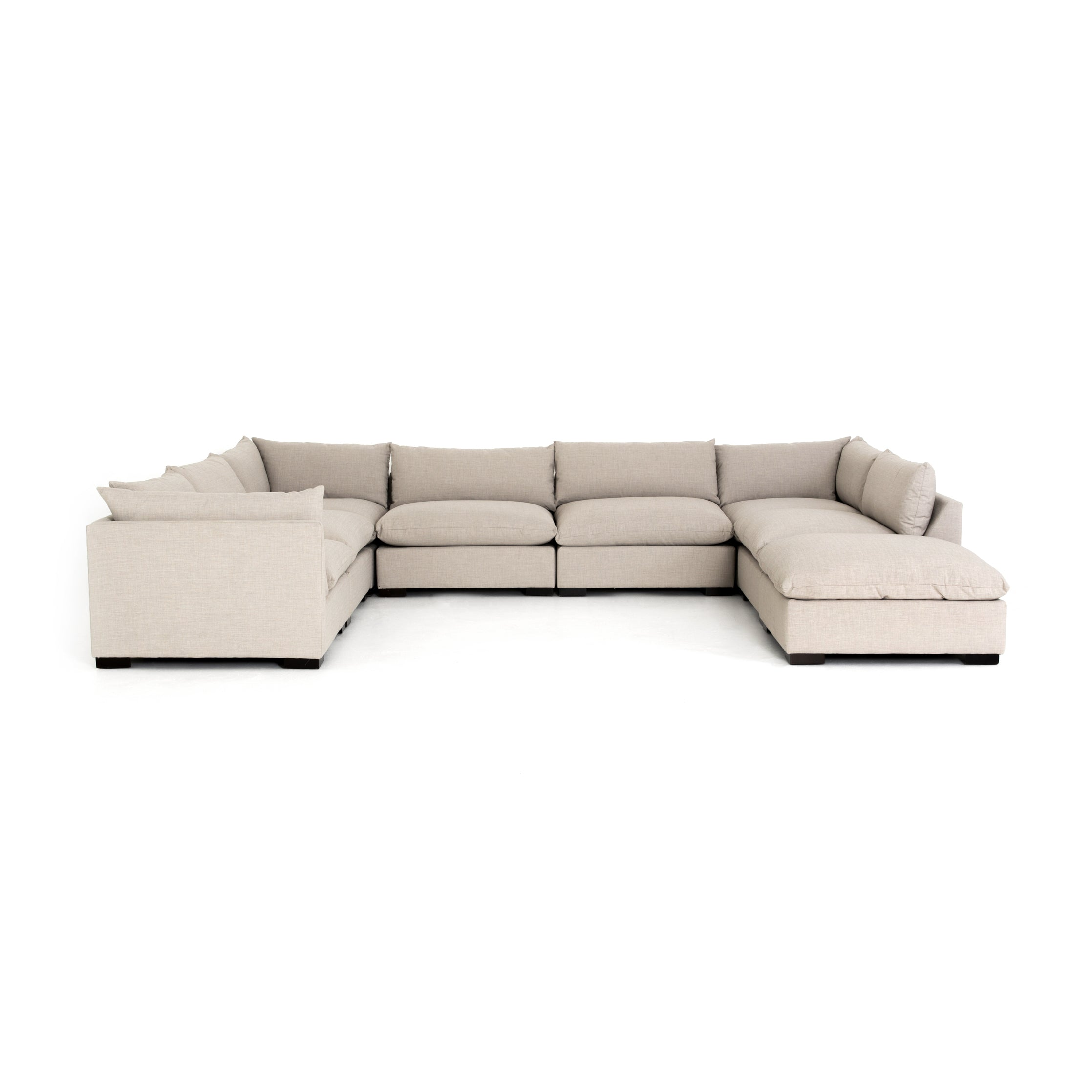 Westwood 7-Pc Sectional W/ Ottoman-Bm