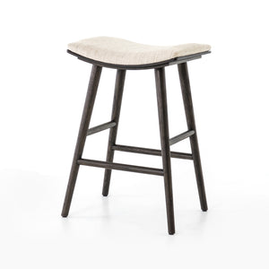 Union Saddle Counter Stool-Essence Natur