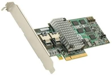 LSI Logic LSI00198 MegaRAID SAS 9260-8i 8Ports 512MB 6Gb/s Single Controller Card