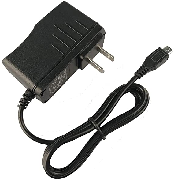 AC Wall Charger Power Supply for Lenovo IdeaTab A2107 A1000 A3000 S6000 Tablet