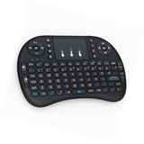 Mini Wireless Keyboard Touchpad For Raspberry Pi PC Xbox 360 PS3 Android TV Sony TCL ROKU