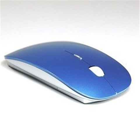 Wireless Optical Mouse 2.4GHz Quality Mice USB 2.0 Receiver for PC Laptop BLUE