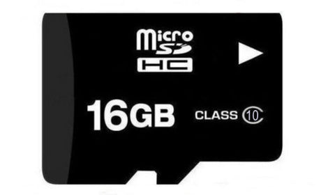 16GB Micro SD Card for Raspberry Pi 3 - Retropie, Pixel Desktop, KODI