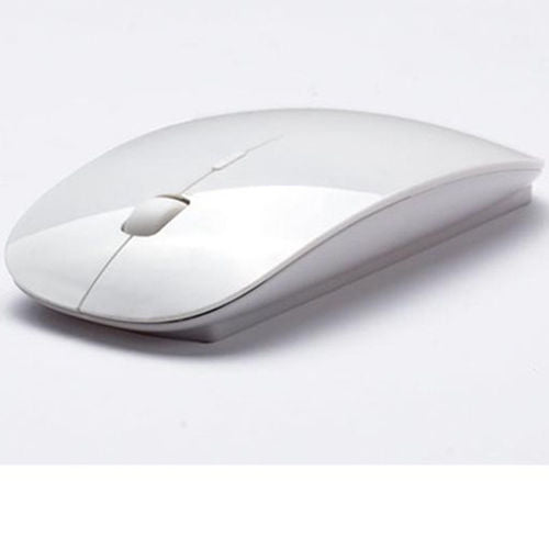 Wireless USB Optical Mouse Mice for Apple Mac Macbook Pro Air PC LAPTOP White