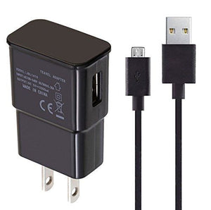 OEM Micro USB Travel Charger Home Wall Power for Samsung Galaxy S3 S4 ETA0U61JBE