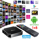 Android Smart TV Streaming Box for Netflix HULU KODI etc.