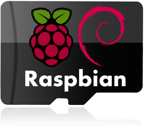 For Raspberry Pi 3 B/B+/Pi 4 Model B- 16GB microSD Card Class 10 NOOBS Preloaded w/ OSMC, RASPBIAN, OPENELEC