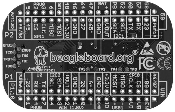 Beagleboard PocketBeagle BeagleBone