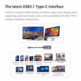 Creacube 4K USB 3.1 USB-C Type C to HDMI cable HDTV Adapter for Lenovo ThinkPad X1 2018 MacBook MacBook Pro samsung S8 S9 NOTE8