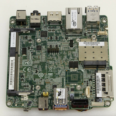 Intel NUC Motherboard NUC5PPYB Compact Board