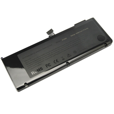 "Battery A1286 A1382 For Apple Macbook Pro 15"" 2011 661-5844 020-7134-A 3ICP5/81/"