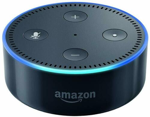 Amazon Echo Dot 2nd Generation 2 Alexa Smart Assistant Enabled Bluetooth Speaker