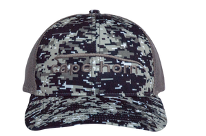 Cape Horn Trucker Hat - Digital Camo