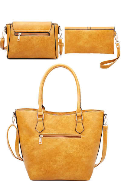 Boss Chic Tote Crossbody set