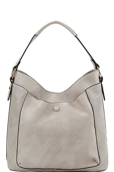 Chic Stylish Hobo Bag With Long Strap