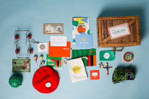 Bi-Monthly Aboki Box Subscriptions
