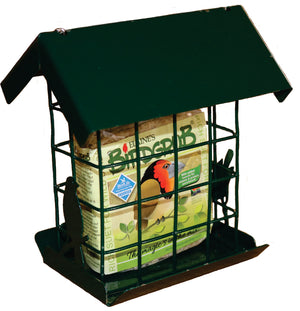 Suet Slab Holder - with 1 x 200g Suet Slab