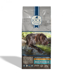 Jock Dog Food: Jock Multistage. Available online from Yes.Pet