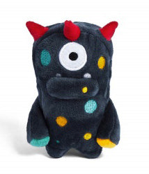 Alien Flex Dog Toy: MiniGhim. Available online from Yes.Pet