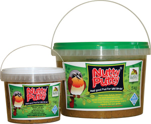 Nutty Putty