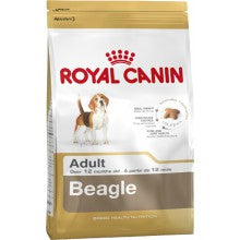 Royal Canin Dog Food: Beagle Adult (12 months to Adult and Mature).. Available online from Yes.Pet
